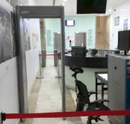 Ar Riyadh Metro HO. Building Physical Security Solution