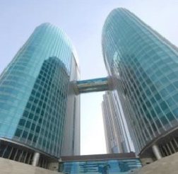 G26+ Twin Towers, Emirates Financial Towers